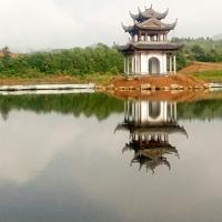 中国の水辺